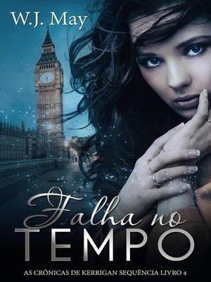 cover image of Falha no Tempo