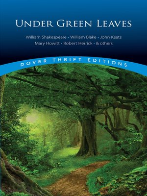 cover image of Under Green Leaves