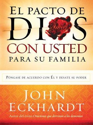 cover image of El Pacto de Dios Con Usted  Para Su Familia