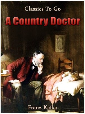 cover image of A Country Doctor