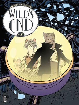 cover image of Wild's End #3