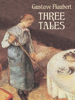 cover image of Three Tales