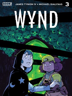 cover image of Wynd, Issue 3