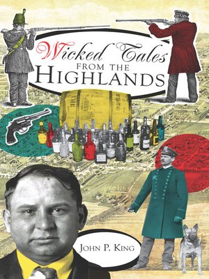cover image of Wicked Tales from the Highlands