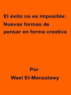 cover image of El éxito no es imposible