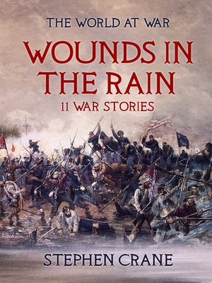 cover image of Wounds in the Rain 11 War Stories