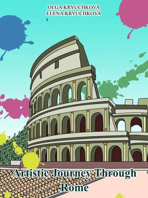 cover image of Artistic Journey Through Rome