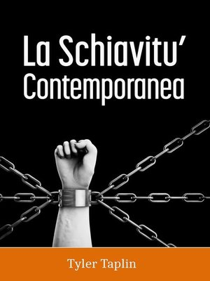 cover image of La Schiavitu Contemporanea