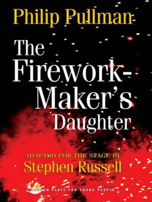 cover image of The Firework-Maker's Daughter