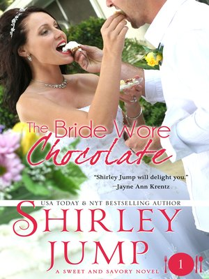 cover image of The Bride Wore Chocolate