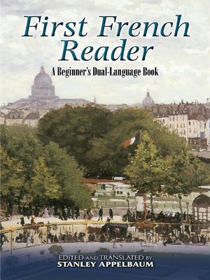 cover image of First French Reader