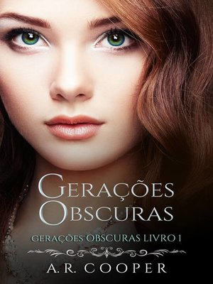 cover image of Gerações Obscuras
