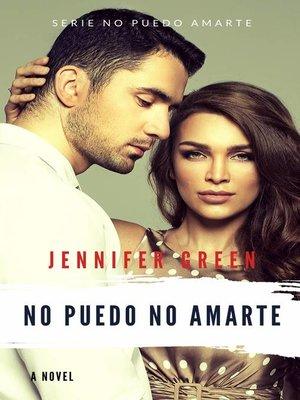 cover image of No puedo no amarte