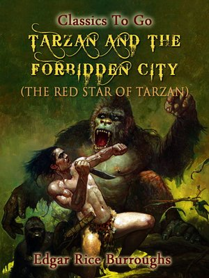 cover image of Tarzan and the Forbidden City