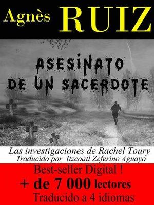 cover image of Asesinato de un sacerdote