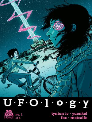 cover image of UFOlogy #1