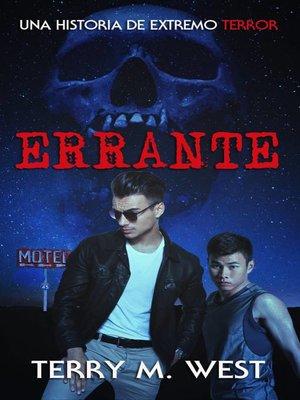 cover image of Errante