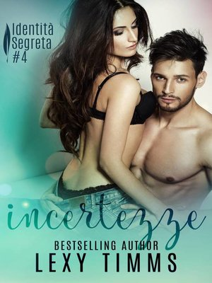 cover image of Incertezze