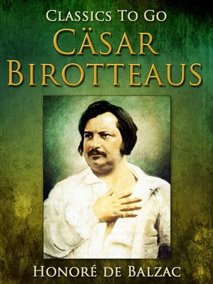 cover image of Cäsar Birotteaus