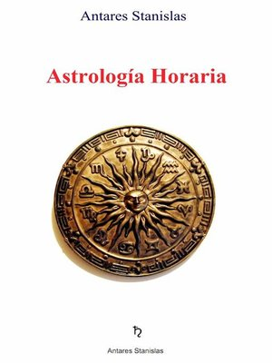 cover image of Astrología Horaria