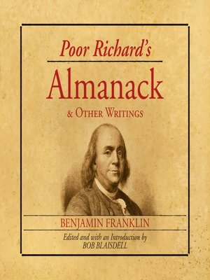 cover image of Poor Richard's Almanack and Other Writings