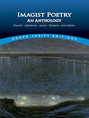 cover image of Imagist Poetry