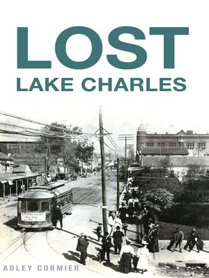 cover image of Lost Lake Charles
