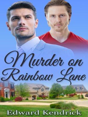 cover image of Murder on Rainbow Lane
