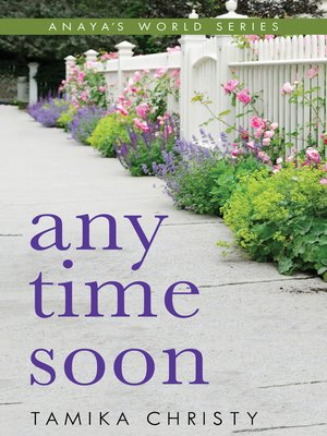 cover image of Anytime Soon