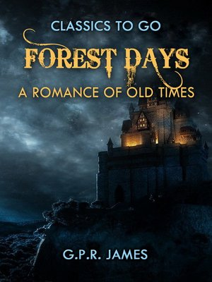 cover image of Forest Days