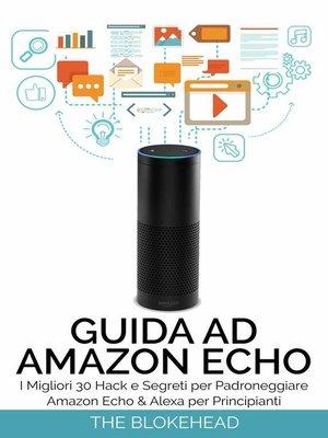 cover image of Guida ad Amazon Echo
