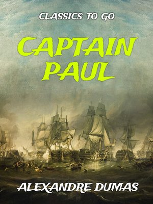 cover image of Captain Paul