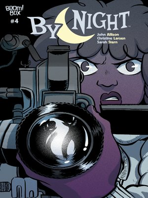 cover image of By Night (2018), Issue 4