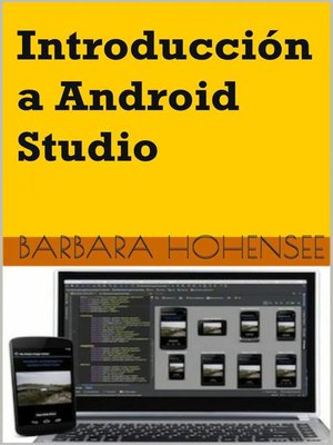 cover image of Introducción a Android Studio