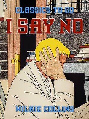 """cover image of """"I Say No"""""""