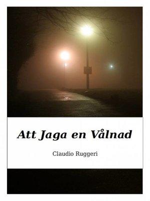 cover image of Att Jaga en Vålnad