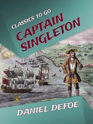 cover image of Captain Singleton