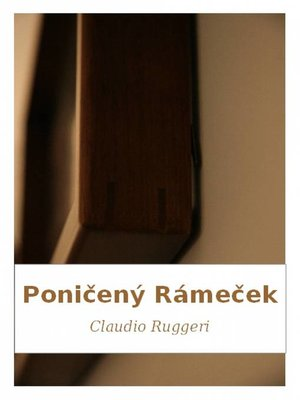 cover image of Ponicený Rámecek