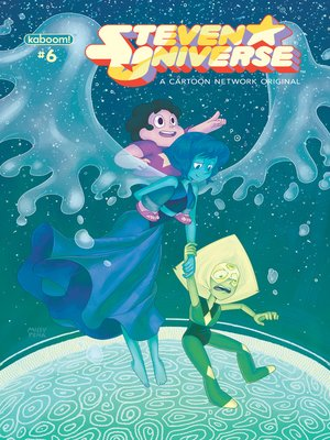 cover image of Steven Universe (2017), Issue 6