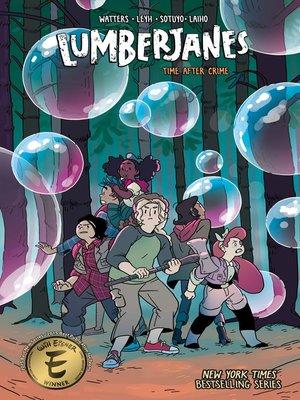 cover image of Lumberjanes (2014), Volume 11