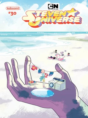cover image of Steven Universe Ongoing, Issue 30