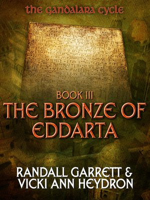 cover image of The Bronze of Eddarta