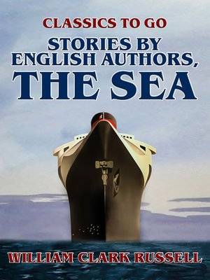 cover image of Stories by English Authors, the Sea