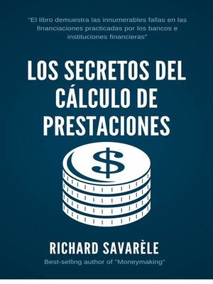 cover image of Los secretos del cálculo de prestaciones