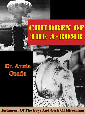 cover image of Children of the A-Bomb