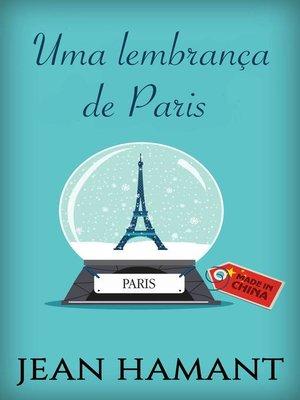 cover image of Uma lembrança de Paris