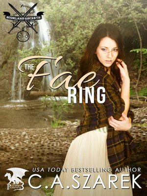cover image of The Fae Ring