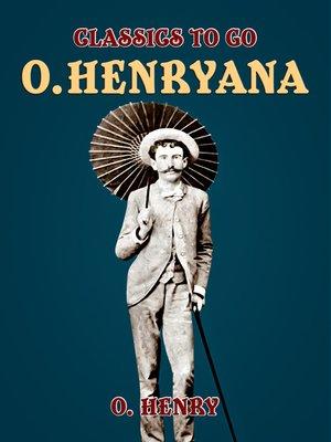 cover image of O. Henryana