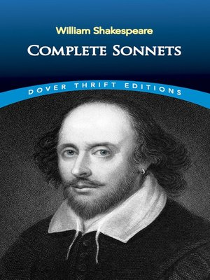 cover image of Complete Sonnets