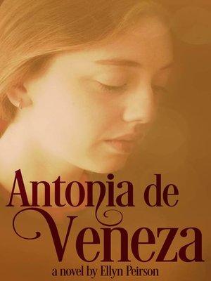 cover image of Antonia de Veneza